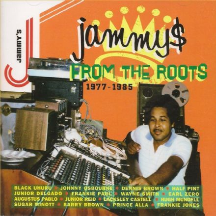 Various - Jammys From The Roots 1977-1985 (Greensleeves) 2 x CD